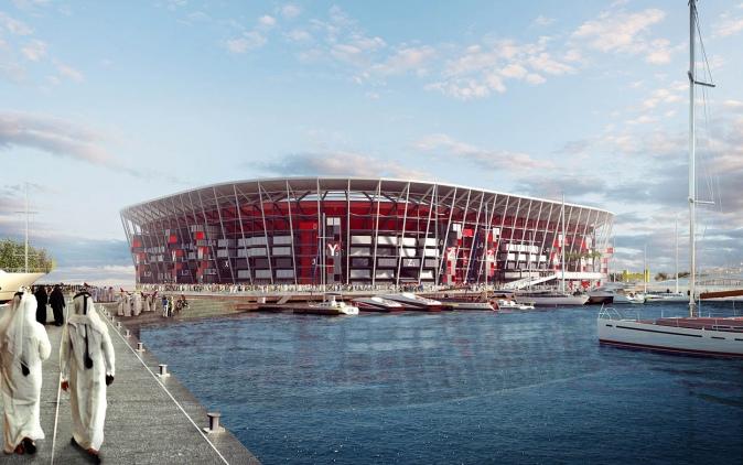 Ras Abu Aboud Stadium, FIFA 2022 World Cup Venue