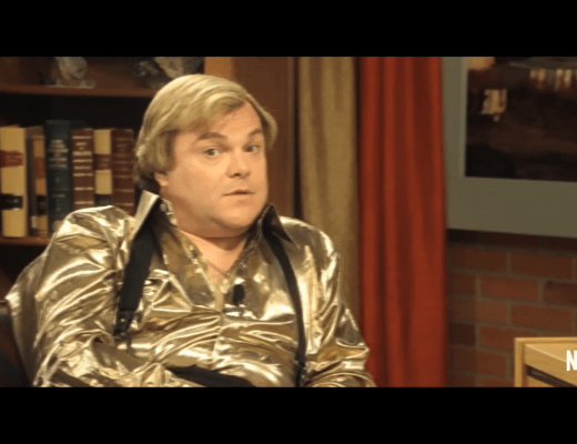 Jack Black as the Polka King Jan Lewan