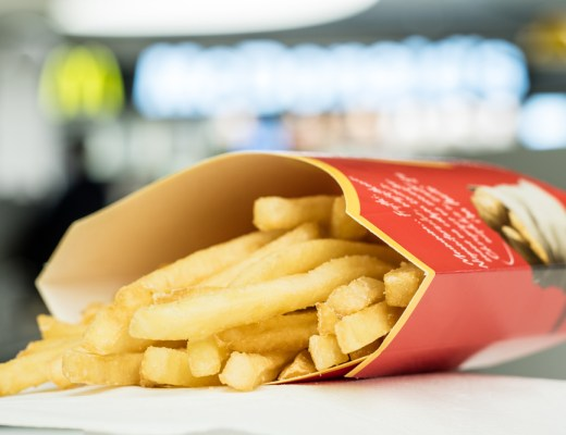 Dimethylpolysiloxane found in Mcdonald's fries can help grow hair follicle germs and cure baldness