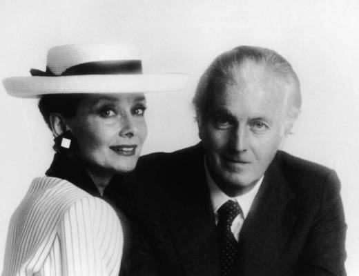 French fashion designer and fashion house founder Hubert de Givenchy has died