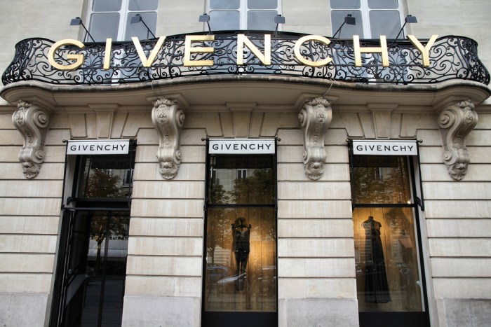 Mason la Givenchy headquarters, Paris
