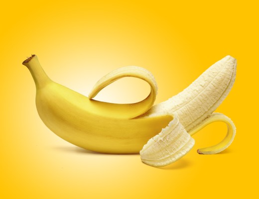 banana peel is as nutritious as the banana flesh