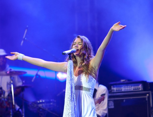 Joss Stone will be live in music concert in Doha
