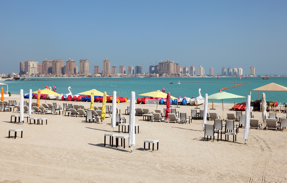 Residents can now enjoy Katara Beach at Katara Cultural Village for free