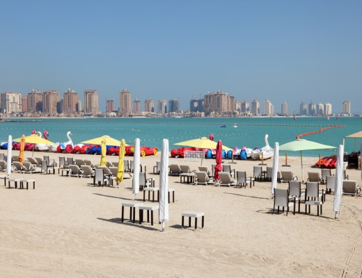 Residents can now enjoy Katara Beach at Katara Cultural Village for free