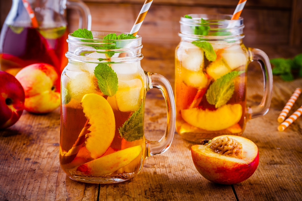 the ultimateIced Tea Peach Recipe
