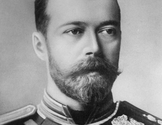 The last Tsar of Russia, Nicholas II