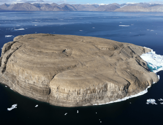canada and denmark are fighting a friendly war over a territorial dispute for hans island