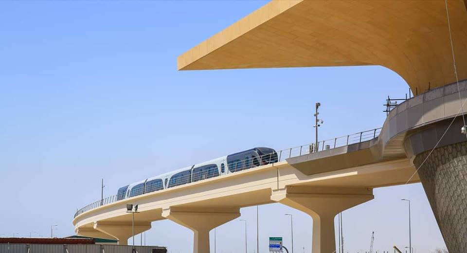 Doha Metro by Qatar Rail will provide the people with a cheaper, faster and easier means of public transportation