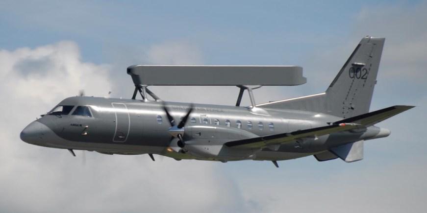SAAB 340 ERIEYE AEW&C