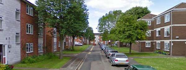 Hermit Street in Lincoln. Photo: Google Street View