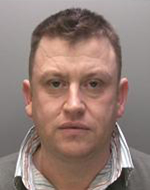 David Stephenson was sentenced to five years jail at Lincoln Crown Court.