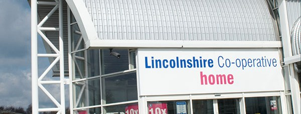 Lincolnshire Co-op home store in Lincoln
