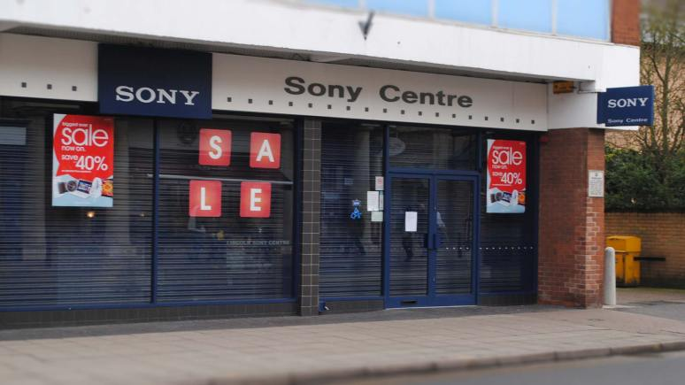 Sony Centre in Lincoln