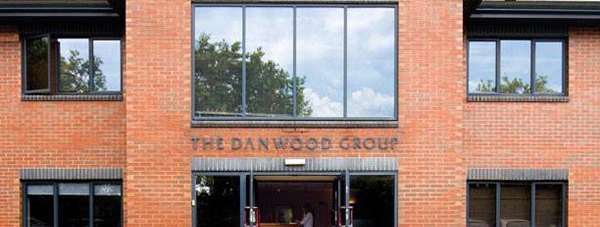 The Danwood Group head office on Whisby Road in Lincoln.