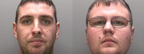 Rocky Curtis and Robert Holmes were found guilty of Sonny Grey's murder