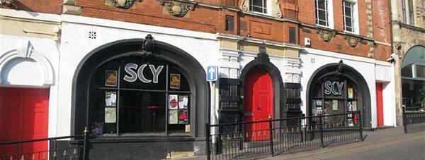 Scy club Lincoln