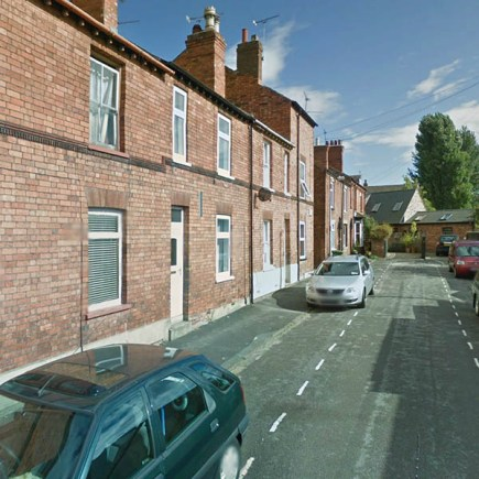 Bedford Street in Lincoln. Photo: Google Street View