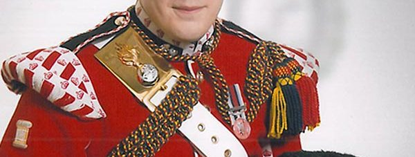 Drummer Lee Rigby, 25, died in an attack in south-east London on May 22.