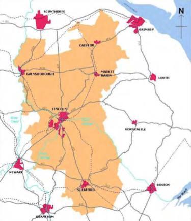 Central Lincolnshire