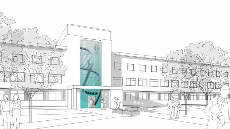 The School of Chemistry will be housed in the new Joseph Banks Laboratories (formerly Becor House) in the Science and Innovation Park. Image: UoL