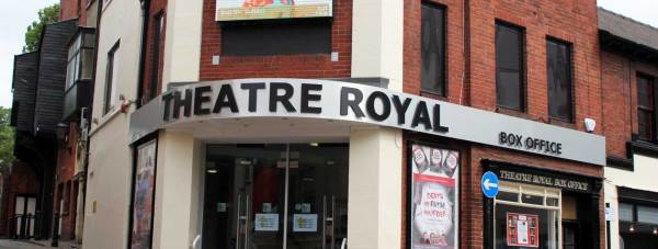 Lincoln Theatre Royal. Photo: File/The Lincolnite