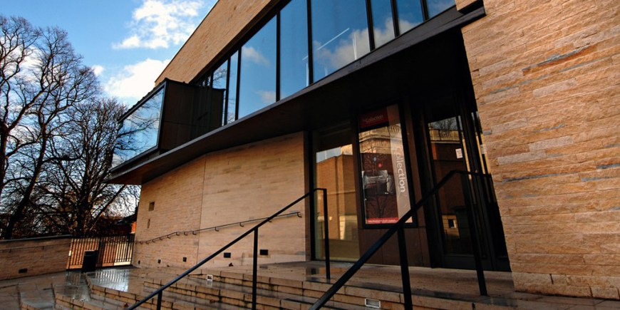 Lincoln Book Festival will be held at The Collection Museum.