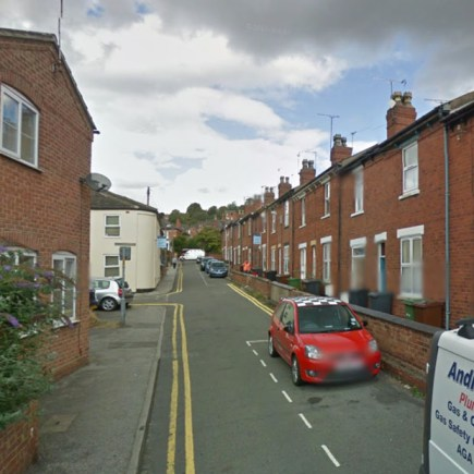 Rudgard Lane in Lincoln. Photo: Google Street View