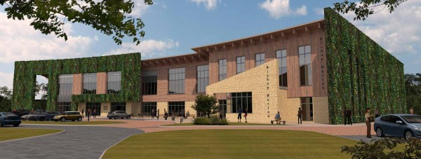 Proposed plans for the new Bishop Burton College Lincoln Campus. Image: CAD Associates
