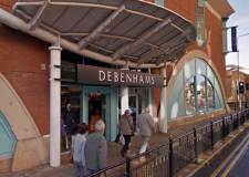 Debenhams in St Mark's in Lincoln. Photo: Google Street View