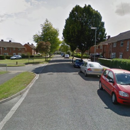 Ashby Avenue, Lincoln. Photo: Google Street View