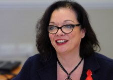Shadow Minister for Communities, MP Lyn Brown. Photo: Stuart Wilde