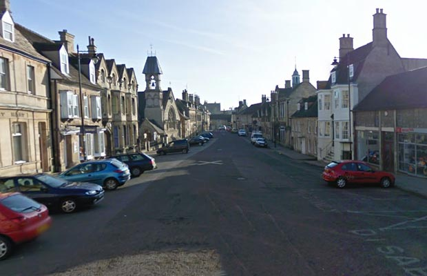 Broad Street in Stamford. Photo: Google Street View
