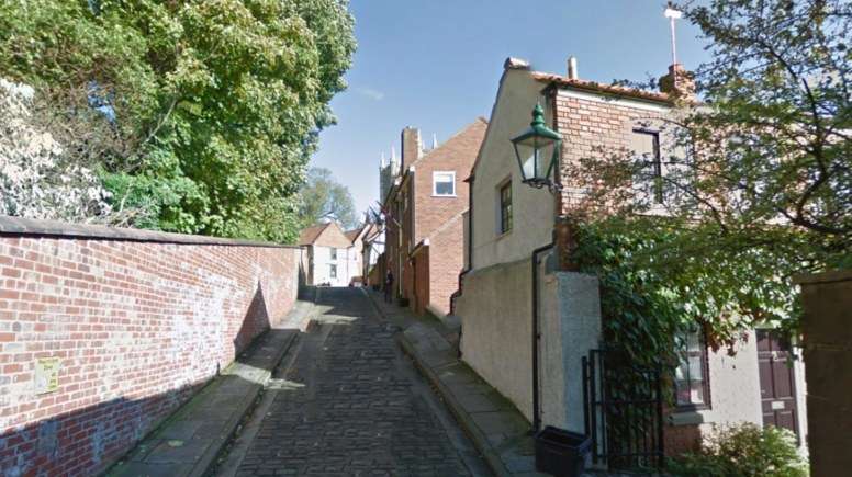 Michaelgate in Lincoln. Photo: Google Street View