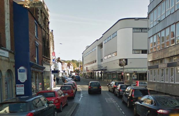 Silver Street in Lincoln. Photo: Google Street View