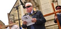 Mayor of Lincoln Councillor Patrick Vaughan. Photo: Steve Smailes for The Lincolnite