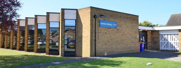 The Ermine library in Lincoln. Photo: Steve Smailes for The Lincolnite