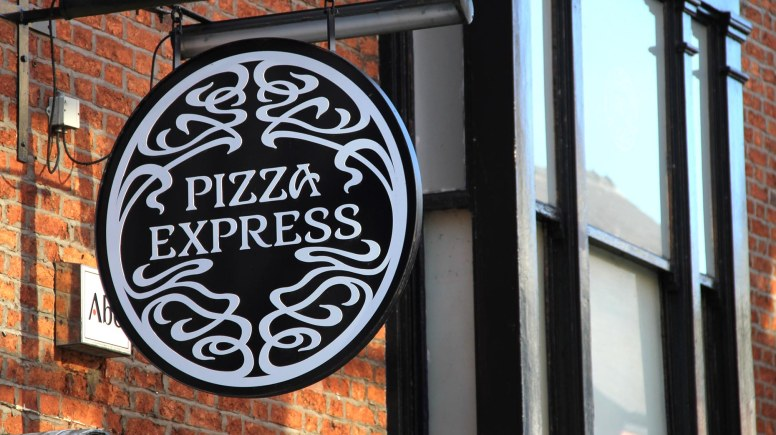 Pizza Express on Lincoln High Street. Photo: File/The Lincolnite