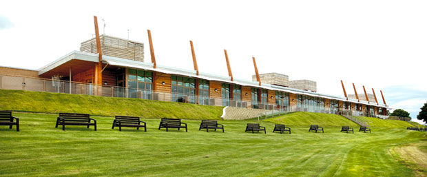 The Epic Centre at the Lincolnshire Showground