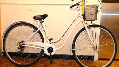 The bike is thought to have been stolen from Hayes Wharf student accommodation in Lincoln.