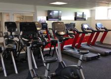 The Herons gym at the Branston Community Academy