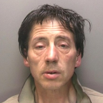 Ian Robinson (44) is wanted on three warrants.