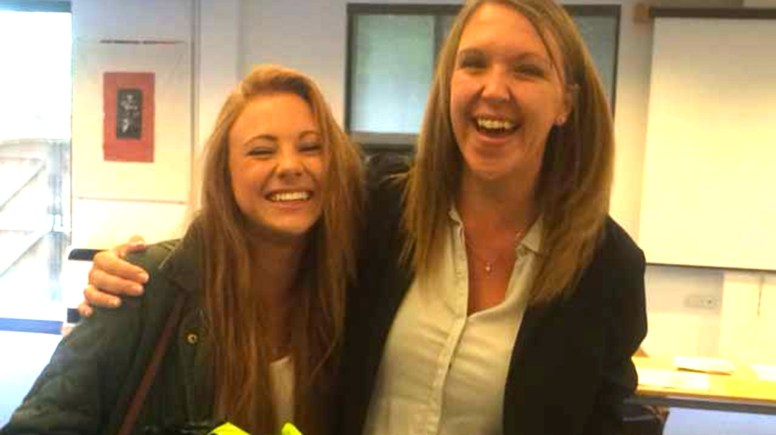 Lincoln Minster School are celebrating GCSE success.