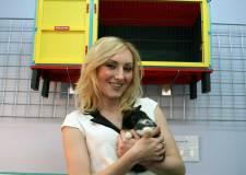 Critters owner, Suzie Barkworth.