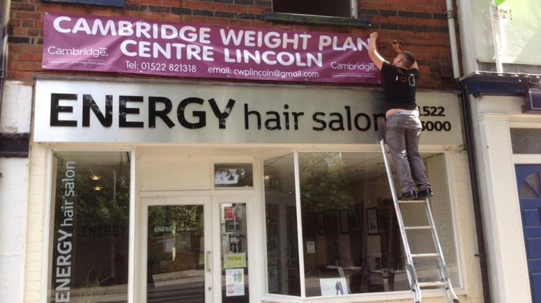 The Cambridge Weight Plan Centre has opened its doors above Energy Hair Salon on Newport.