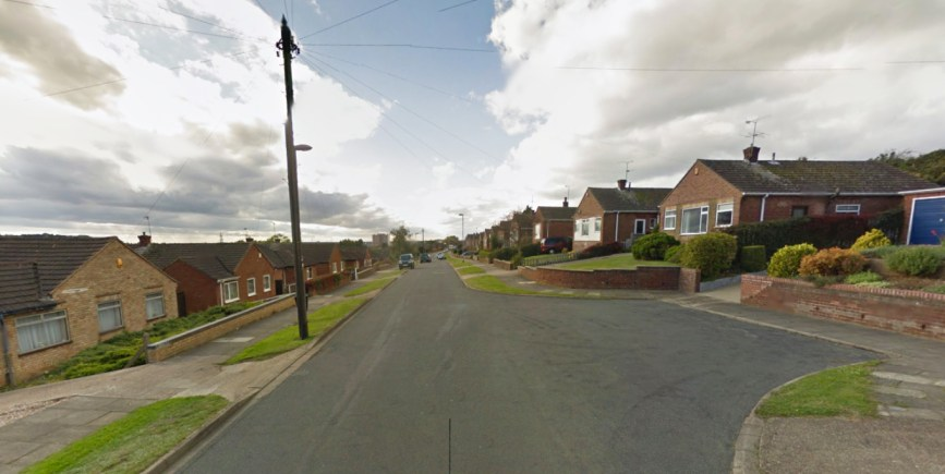 Hillside Avenue, Lincoln. Photo: Google Street View