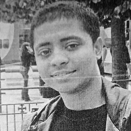Rubel Ahmed from Bangladesh. Photo via The Guardian