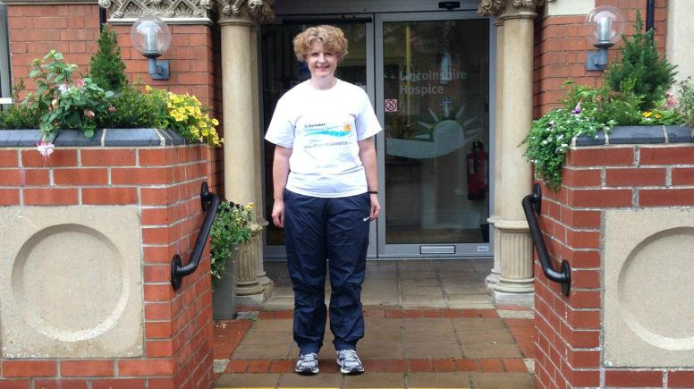 Charity Chief Executive To Join Lincoln Mp 39 S 35 Mile Walk