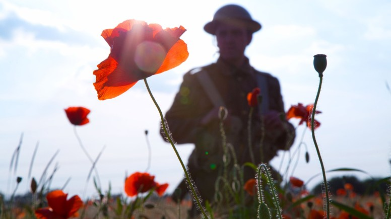 The Last post is a locally-written play about the Beechey family's contributions to the First World War.