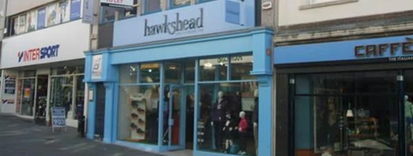 Regatta will move into the current Hawkshead store.